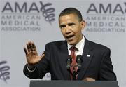 Obama @AMA